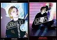 MAYU EMPiRE ポスター 2種セット THE EMPiRE STRiKES START!! EMPiRE originals 限定