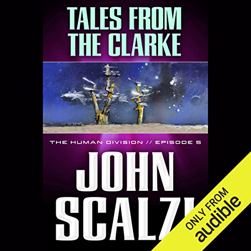 Tales from the Clarke audiobook cover art