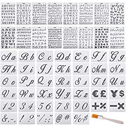 Bullet Journal Lettering [The Best Hand lettering Tutorials] - AnjaHome