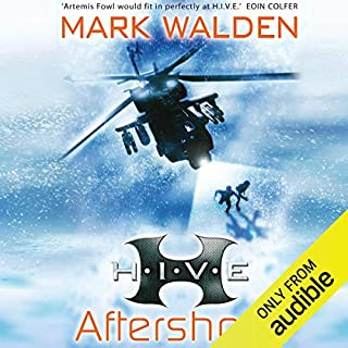 H.I.V.E.: Aftershock cover art