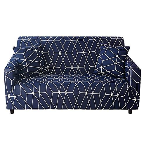 WXQY Spot Universal Stretch Todo Incluido Funda de sofá Antideslizante Funda de sofá Todo Incluido Funda Completa sofá Toalla cojín Apretado A9 2 plazas