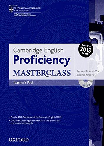 English Proficiency Masterclass: Teacher's Pack