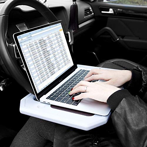 SANMITTI Trading car 1pcs Eating/Laptop Steering Wheel Desk for Constant Travelers