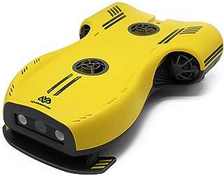 ROV para submarinos Drone con cámara desmontable para cáma