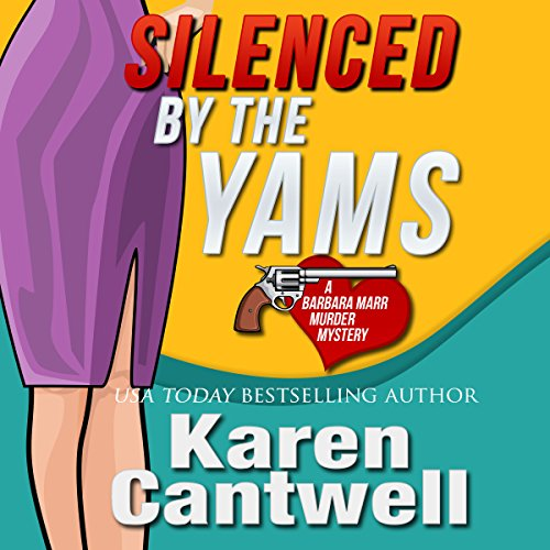 Silenced by the Yams audiobook cover art