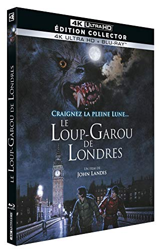Le Loup Garou de Londres [4K Ultra HD + Blu-Ray]