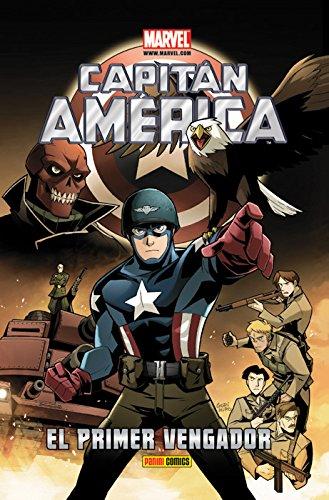 Capitán América. El Primer Vengador (COMIC INFANTIL)