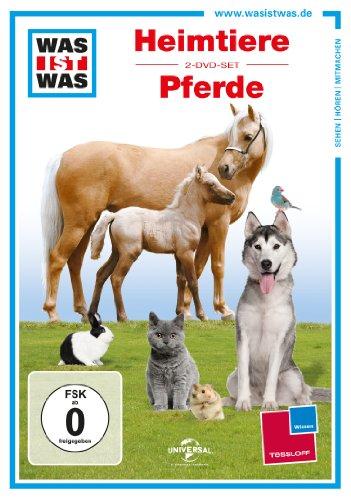 Was ist was TV - Heimtiere/Pferde (2 DVDs)