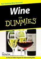 Wine for Dummies [Import anglais]