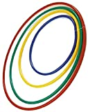 Plastik Reifen Polyäthylen Ring Kinder Gym-pe Spiel Hula-hoop 45.7cm