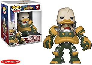 Funko Pop! Games: Marvel - Contest of Champions - Howard The Duck Collectible Figure