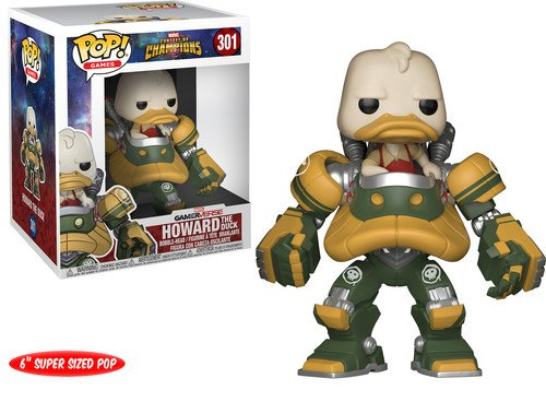 Funko POP! Marvel Contest of Champions: Howard the Duck