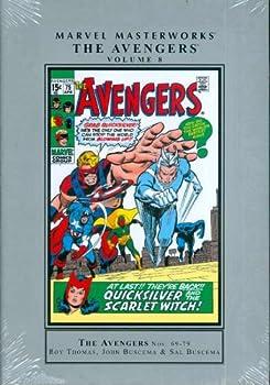 Marvel Masterworks: The Avengers, Vol. 8 - Book  of the Avengers 1963-1996 #278-285, Annual