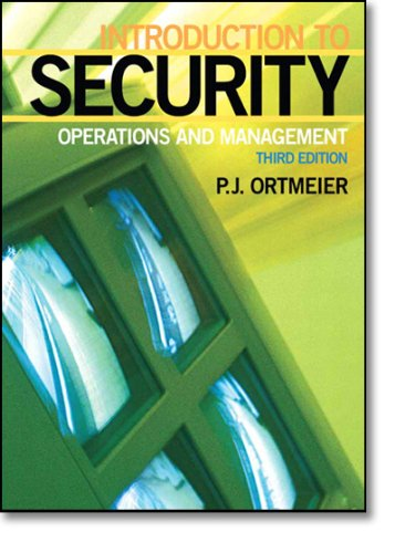 Introduction to Security (3rd Edition)