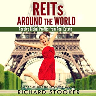 REITs Around the World audiobook cover art