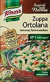 Knorr Zuppa Ortolana con Orzo Farro e Verdure, 500ml...