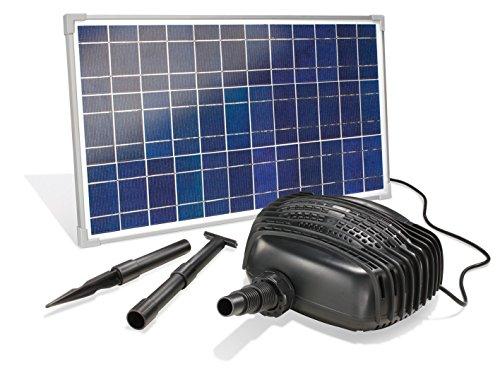 Esotec SXP Solar-Bachlaufpumpensystem