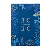 Blentude Planer 2020 - Wochen-, Monats- und Jahresplaner mit Stickern, A5 Agenda Planer 5.8 x 8.5 , Die besten Bürobedarfsartikel für Weihnachten