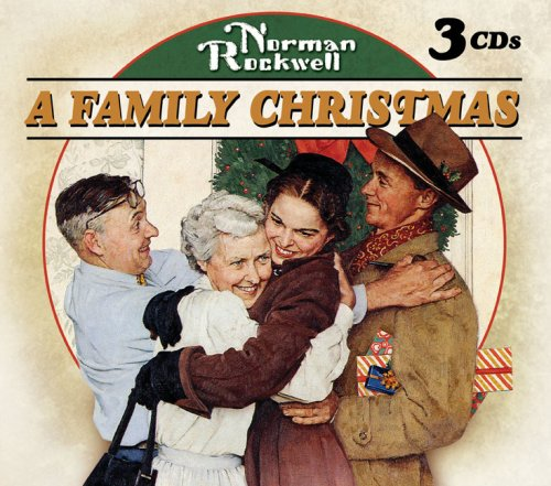 Norman Rockwell: a Family Chri