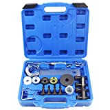 BELEY Engine Crankshaft Timing Locking Tool Kit for VW/Audi 1.8 2.0 TSI/TFSI with T10355 Wrench