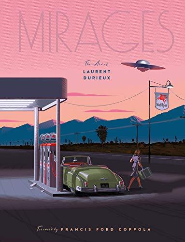 Mirages, tout l'art de Laurent Durieux