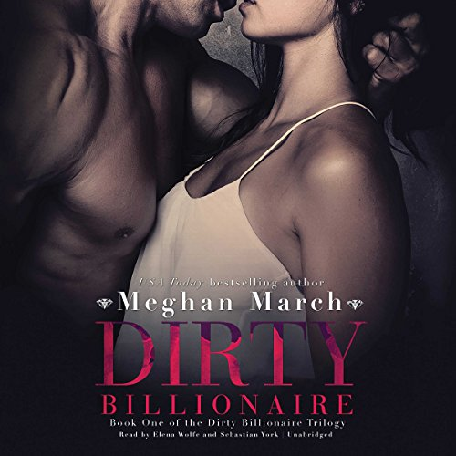 Page de couverture de Dirty Billionaire