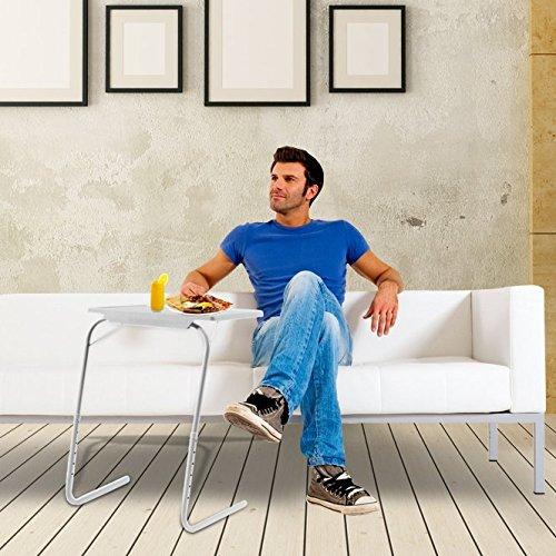 'Muy Ligera Y Estable Foldy Table–Mesa auxiliar de y mesa plegable portátil de mesa