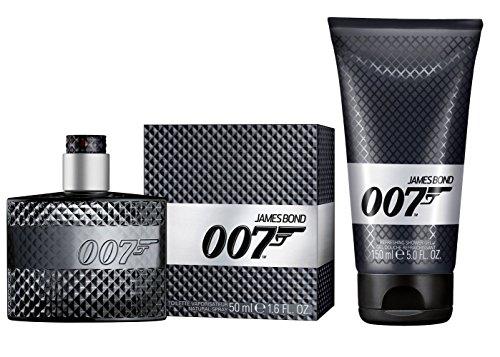 James Bond 007 Signature EDT 50ml + Showergel 150ml/Geschenkset/Eau De Toilette und Duschgel für den Mann