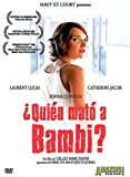 ¿Quién mató a Bambi? [DVD]