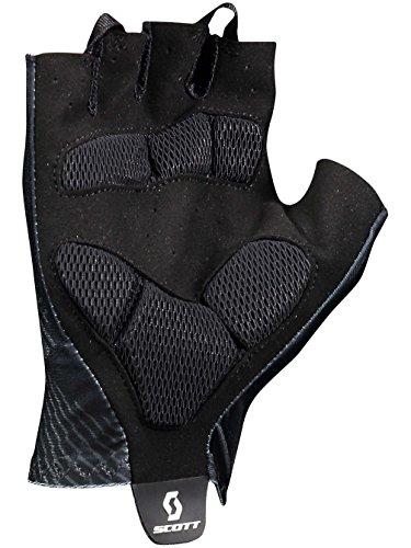 Scott RC Team Fahrrad Handschuhe kurz schwarz 2018