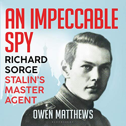 An Impeccable Spy cover art