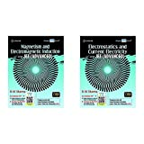 Magnetism And Electromagnetic Induction For Jee (Advanced), 3E + Electrostatics And Current Electricity For Jee (Advanced), 3E (Set Of 2 Books)