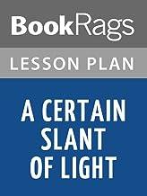 Lesson Plans A Certain Slant of Light