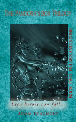 The Pandora's Box Trilogy Book Two: Pillars and Stone (English Edition)