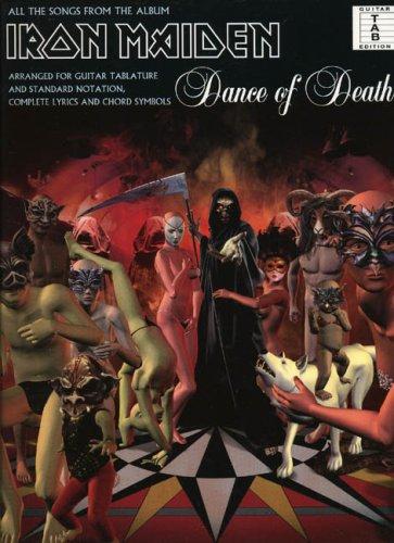Iron maiden: dance of death guitare