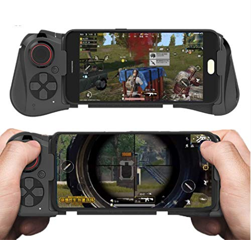 SMEI Wireless Game Pad Bluetooth Android Joystick VR Telescopic Controller Gaming Gamepad For iPhone Pubg Mobile Joypad