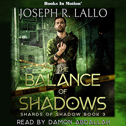 The Balance of Shadows cover art