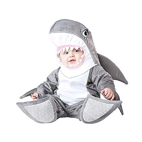 PerGrate - Disfraz de Halloween para bebé, diseño de animales, 18, 90