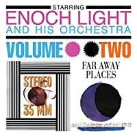 Stereo 35 Mm Volume 2 / Far Away Places Volume 2 by Enoch Light (2013-09-10)