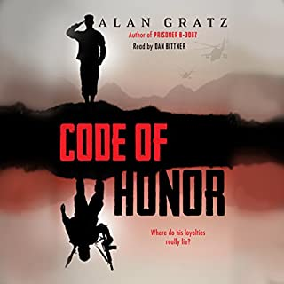 Code of Honor cover art