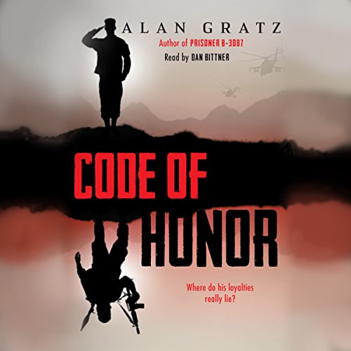 Code of Honor audiobook cover art