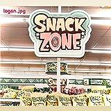the snack zone [Explicit]