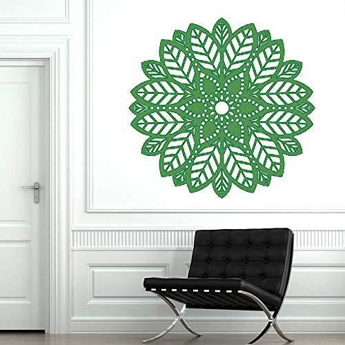 Geiqianjiumai Mandala patroon voor slaapkamer wandsticker wooncultuur woonkamer grote wanddecoratie kinderkamer