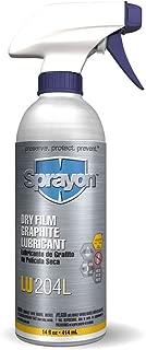 Sprayon LU204-LQ DRY FILM GRAPHITE LUBRICANT 14 oz Liqui-Sol