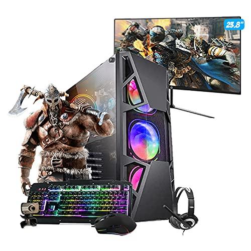 Pc Gamer Completo Monster I7 7º RX 570 16Gb Hd 1Tb SSD 240Gb