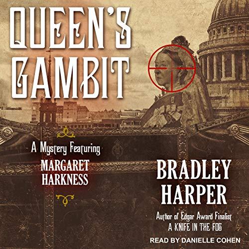 Queen's Gambit audiobook cover art
