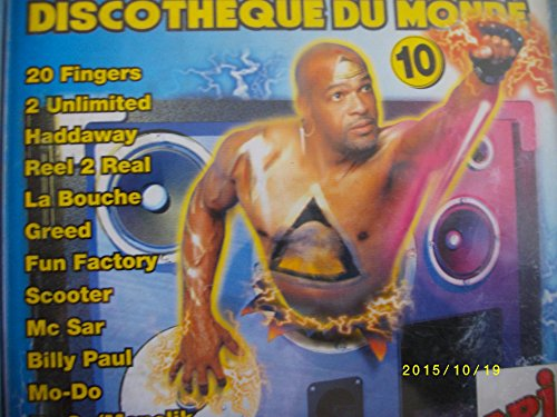 La Plus Grande Discotheque Du Monde - Volume 10