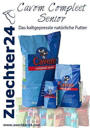 20 KG Cavom compleet senior hondenvoer