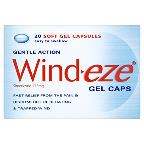 Pain Relief Gel Capsule - 20 Capsules