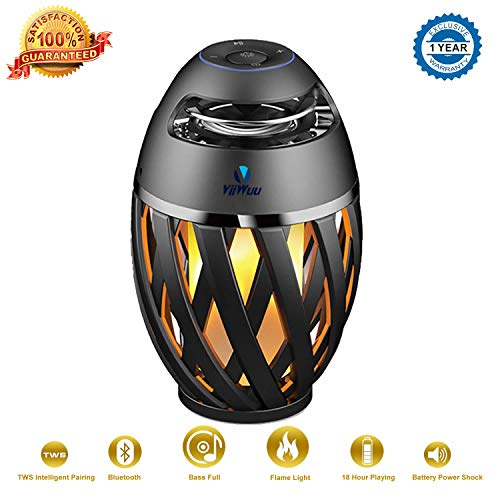 Flicker Light Outdoor Bluetooth Portable Speaker $21.00 (50% OFF Coupon)